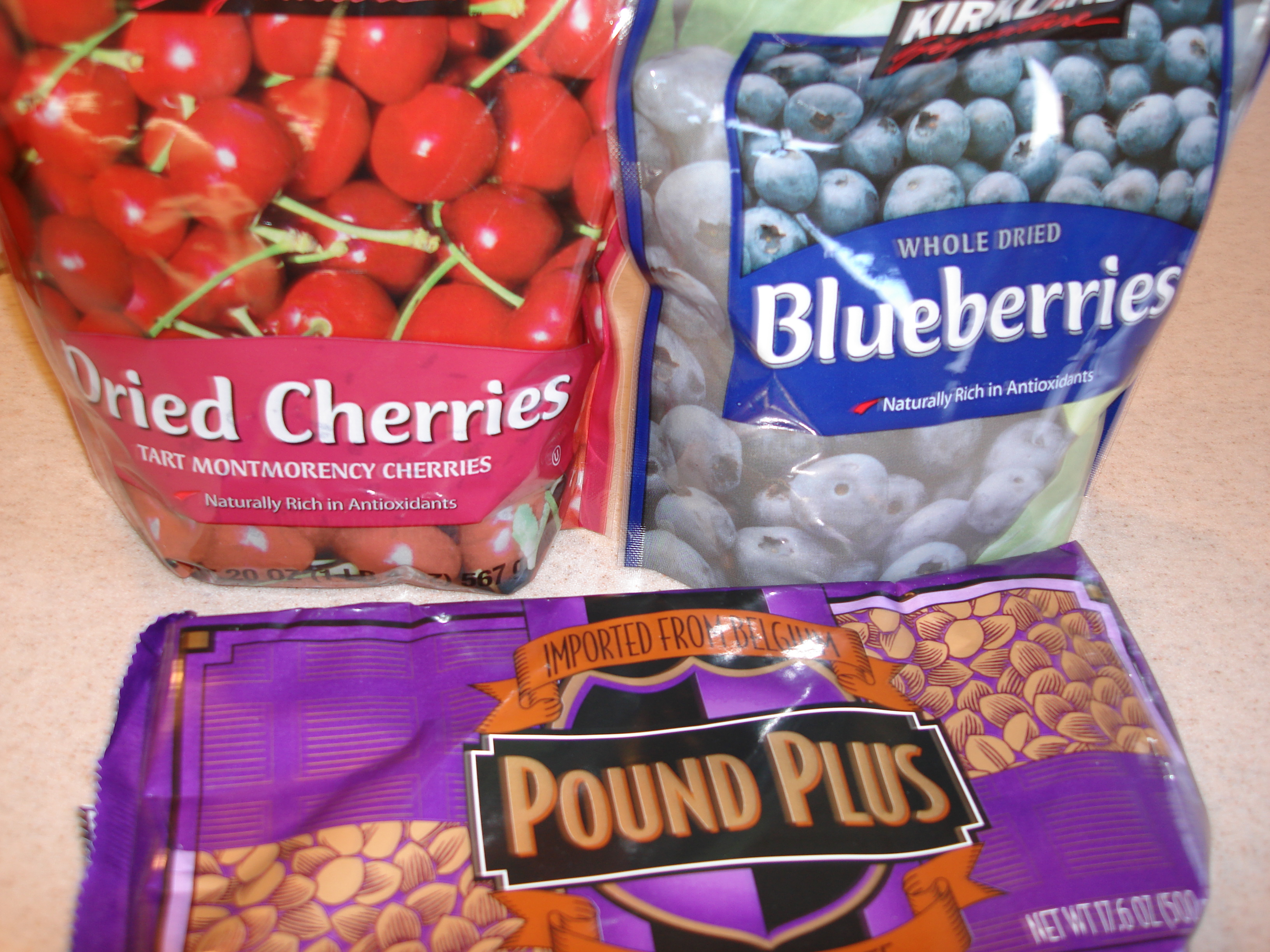 Ingredients for Chocolate Covered Berries